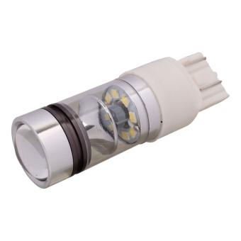 MZ T20 7443 3000 lumen 100 watt LED putih lampu kabut belakang mobil/tanda berbelok