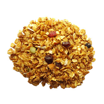 Harga GrainsNCo Home Made Granola Original Mixed 100 Gr