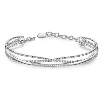 Eyo Jewelry Kalung Wanita Sns 10037 Silver Check Rates Products Cools Source · Eyo Jewelry Daphne Silver Bangle Harga Daftar Harga Terbaru Source Kelebihan ...