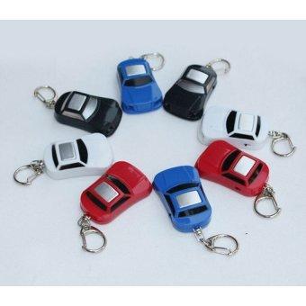 Keyfinder Car Gantungan Kunci Siul Model Mobil + Led - Putih
