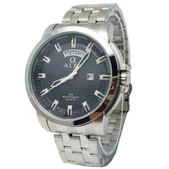 Orient Fug1x001b9 Jam Tangan Pria Stainless Steel Tanggal Hari Source · Harga Dan Spesifikasi Alfa Watch