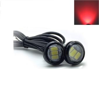 Car Styling DIY 9W 500 Lumen Waterproof Eagle Eye LED Lamp 1 PCS Source · JMS 1 Pair 2 Pcs Lampu LED Mobil Motor Eagle