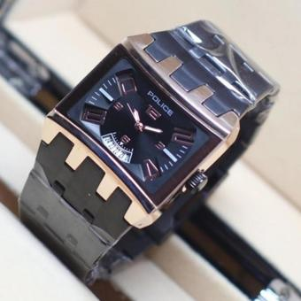 Jam Tangan Fashion Pria Ripcurl Rc7788 Zs Chronograph Stainless Source Police Mans Watch .