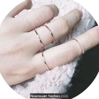 Indah bersama style yang super mengacu pada cincin cincin cincin