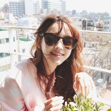 Cheap online Ins Korea Fashion Style perempuan style leopard kacamata hitam  frame kacamata sunglasses 153e827331