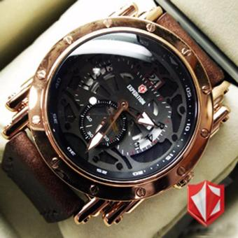 Jam Expedition E6724MS RoseGold Expedition Original Terbaru