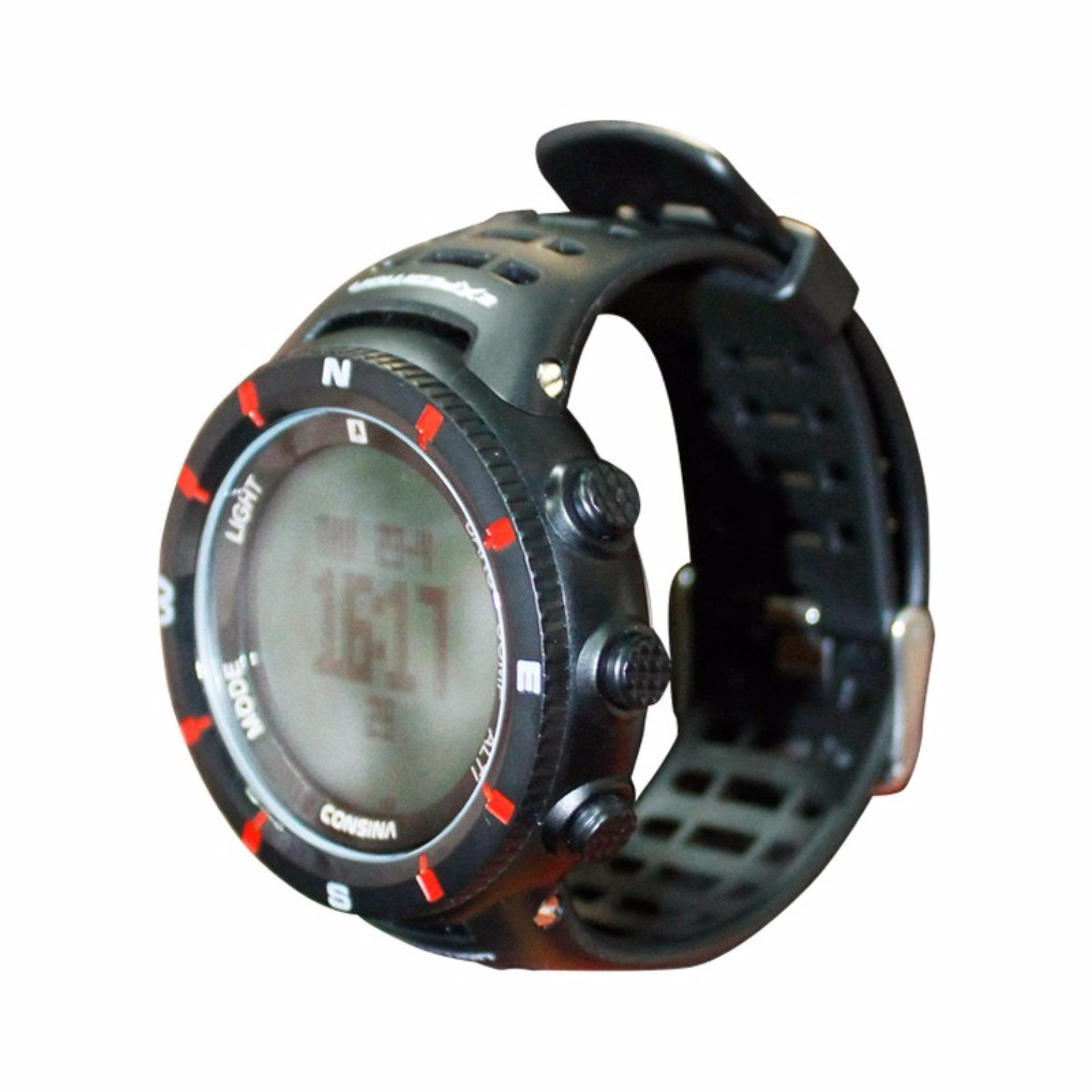 Flash Sale Jam Tangan Consina Expedition Bandingkan Toko E6318m Rose Gold Dark Brown