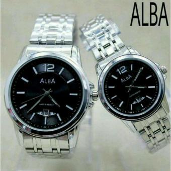 Jam Tangan Couple Fashion ALBA .
