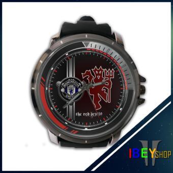 Jam tangan Custom Design Manchester United