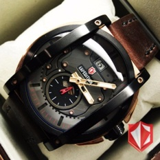 Jam Tangan Expedition E6725MRB Rose Black Original Terbaru