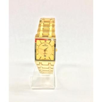 Jam Tangan Mirage Wanita Gold 7908L-L TWO