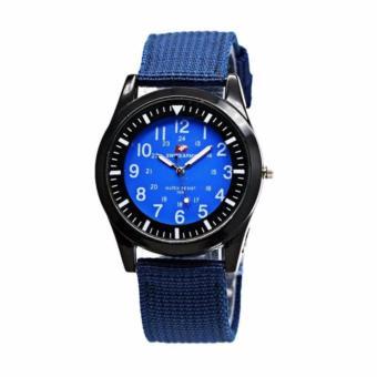 Jam Tangan Pria Swiss Army 0125-ZR - Blue NU0403