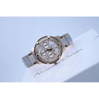 Jam Tangan Sport Formal Fashion Kasual Alexandre Christie Original Wanita Cewek Perempuan Alexandre Christie Model Terbaru