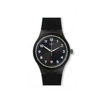 Jam Tangan SWATCH ORIGINAL 100% SUTF400 Sistem Gentleman Trendy