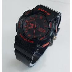 jam tangan wanita casio baby G sport murah