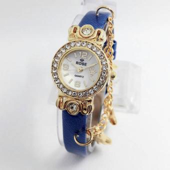 Jam tangan wanita FASHION -KULIT