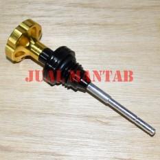 JM Tutup Oli Model Jarum CNC