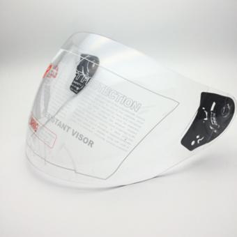 harga kaca helm ink centro dan kyt dj maru galaxy Bening Lazada.co.id