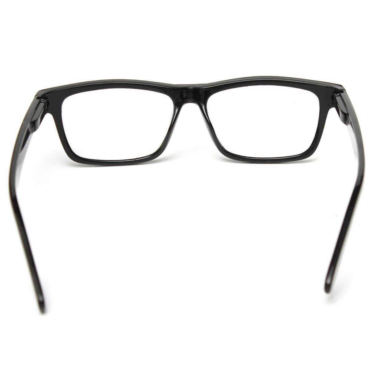 Kacamata Baca Pria Wanita Cahaya Presbyopic Klasik Hitam Perbatasan Pembaca Kacamata + 3 .