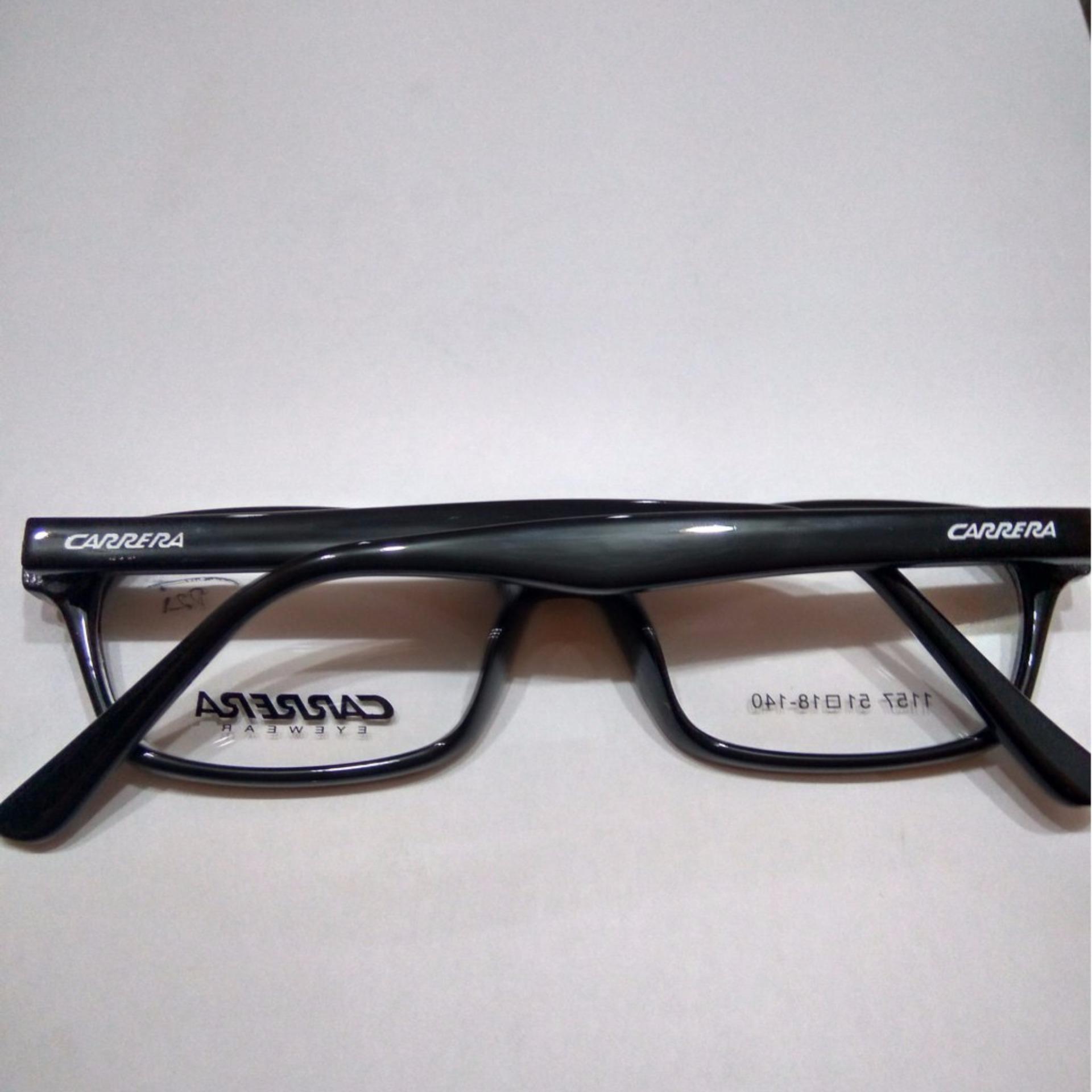 ... Metal Frame Mirror Big Lens Eyewear Shades Glasses. Source · Kacamata Carerra (Black) Plus Antiradiasi Komputer Cocok Untuk Pria Dan Wanita (Korean ...