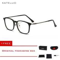KATELUO Komputer Goggles Anti Biru Sinar Laser Kelelahan Radiasi-tahan Kacamata Kacamata Bingkai Kacamata 9932