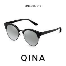 Charming Kucing Mata Sunglasses 2017 Wanita 17 Warna Logam Kebesaran Source · Kepribadian elegan perempuan baru kucing mata kacamata hitam kacamata hitam