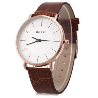 KEZZI K - 738L Women Quartz Watch Water Resistance Classic Round Dial Watchwrist - intl