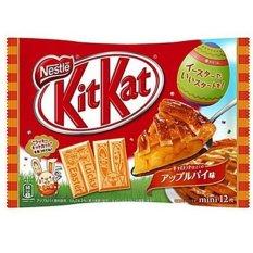 Kitkat Bag Naked Pie Apple