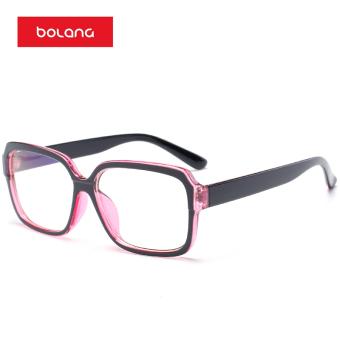 Belanja murah Korea Fashion Style Perempuan Anti Cahaya Biru Radiasi Kaca Mata Pencarian .