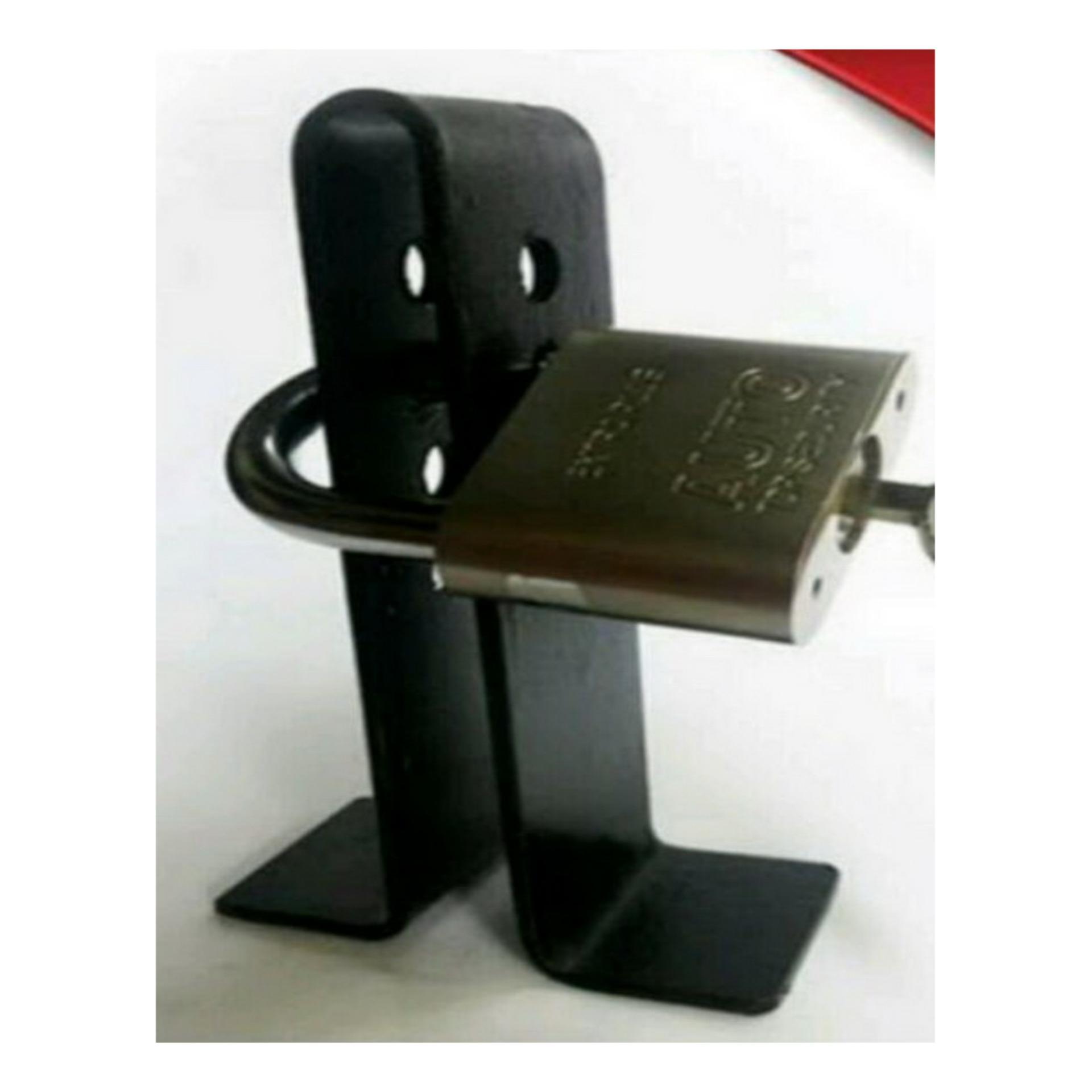 Oklock Kunci Rem Tangan Mobil Anti Maling Car Hand Brake Gear Lock P1 Stir Pasang Di Atau Kopling Universal Bisa