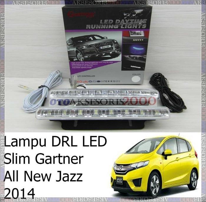 Cheap online Lampu DRL LED Slim Gartner Grand All New Jazz 2014