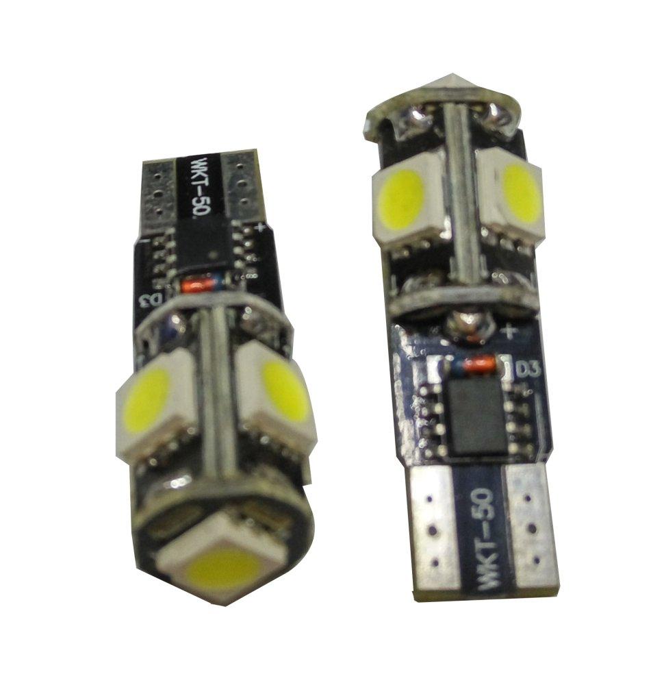 Flash Sale Lampu LED Senja Kota T10 Strobo - merah