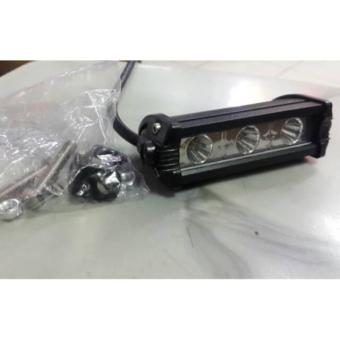 LAMPU SOROT TEMBAK 3 TITIK LED 30W ULTRABRIGHT CR7