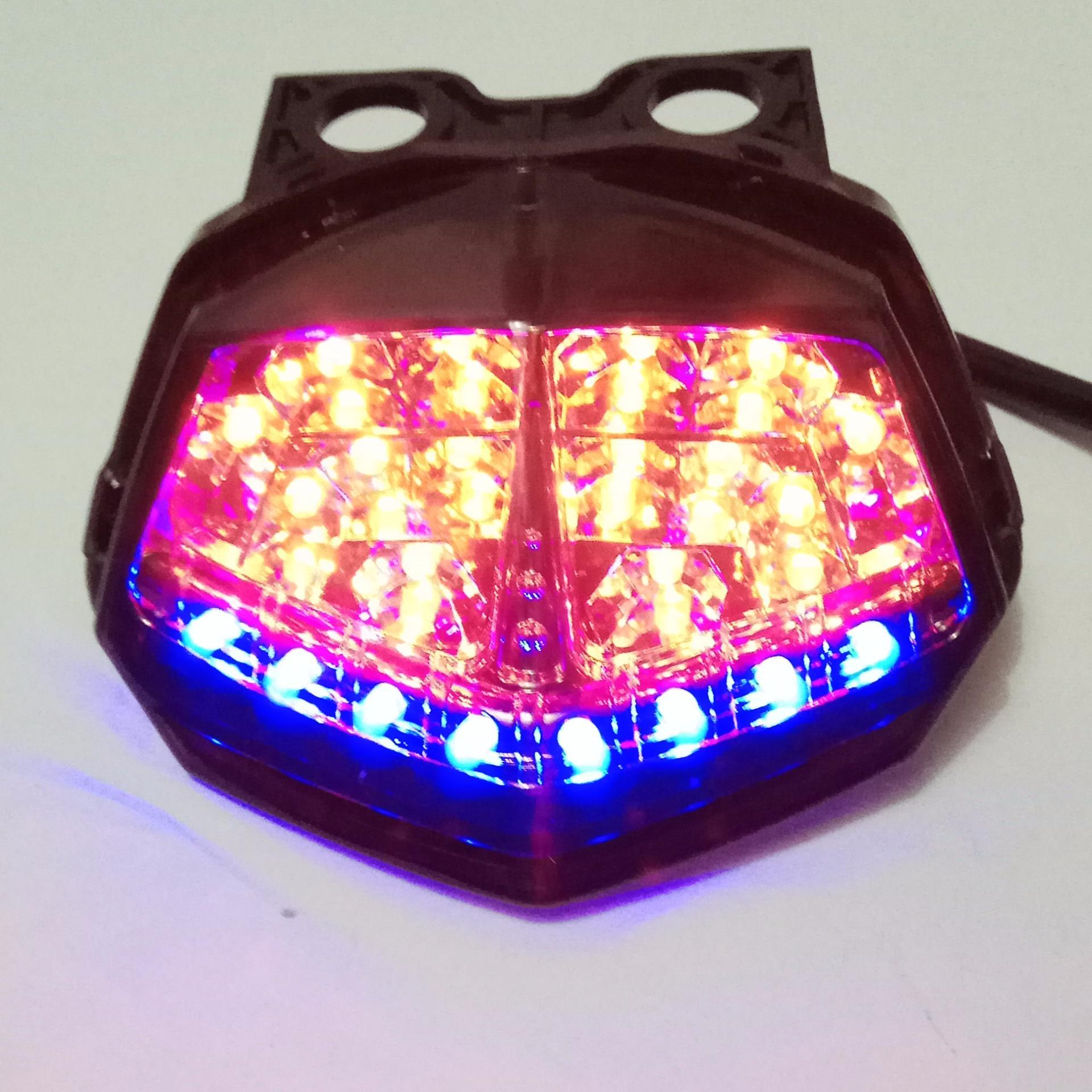 ... Tempel Mini 621 Yamaha R15 Kuning ... - Lampu Sen Sein Model New Cb150r Gma Universal Stok Terbatas. Source · lampu stop ninja 250 karbu & ninja 150RR ...