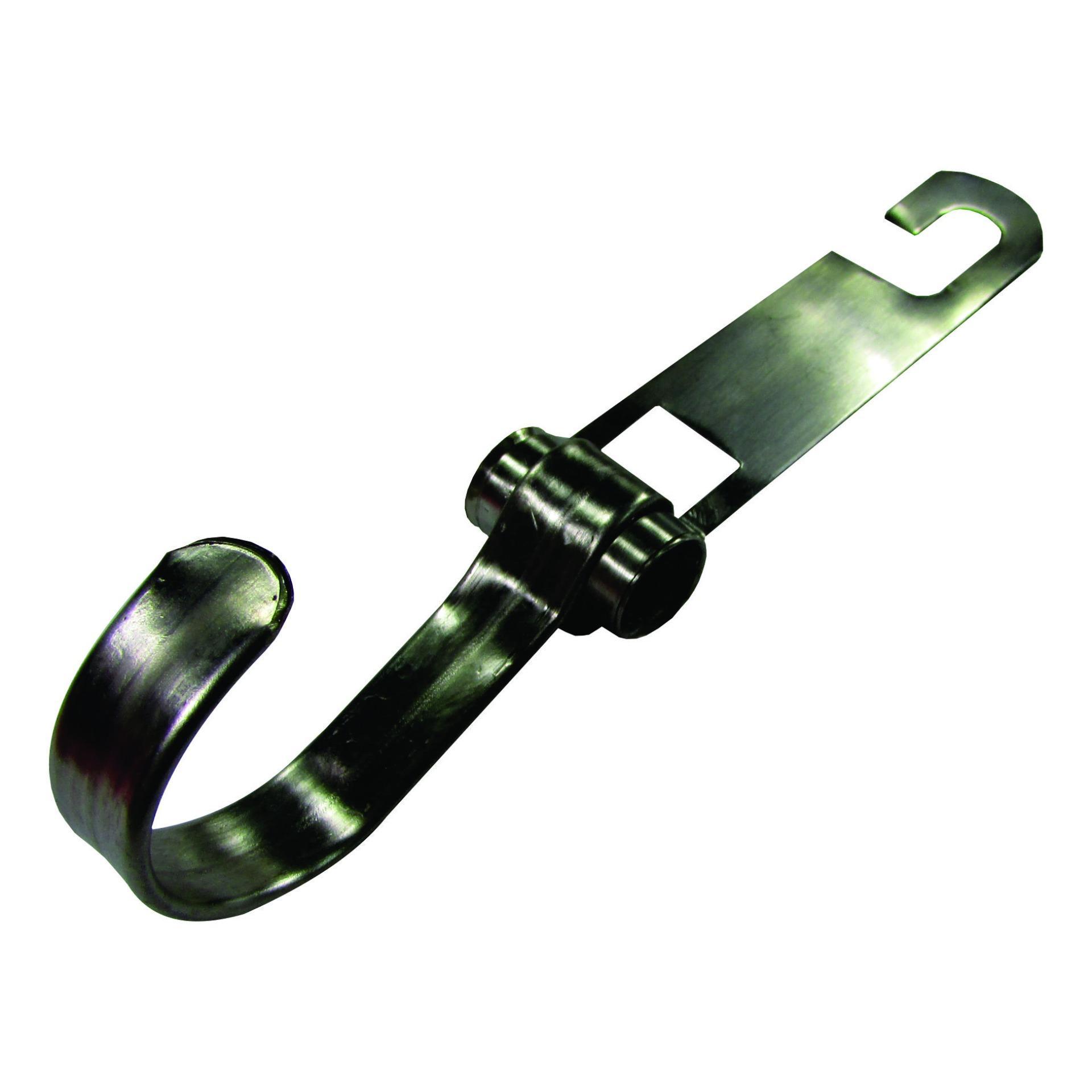 ... Lanjarjaya Stainless Steel Car Hanger Aksesoris Gantungan kursi jok Single kait di Mobil ...