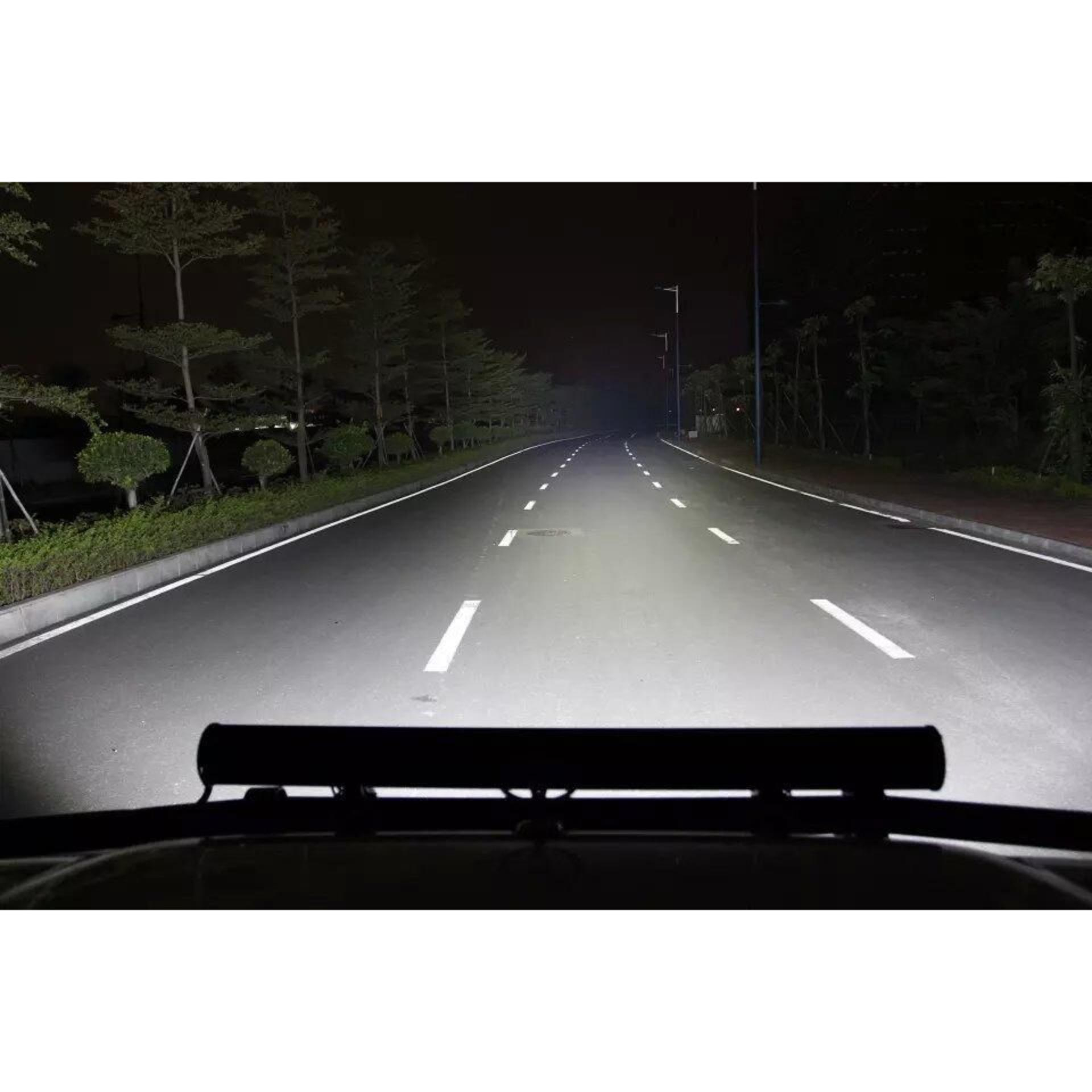 LED Spot Work Light Lampu Tembak Sorot LED Cree 6 Mata .