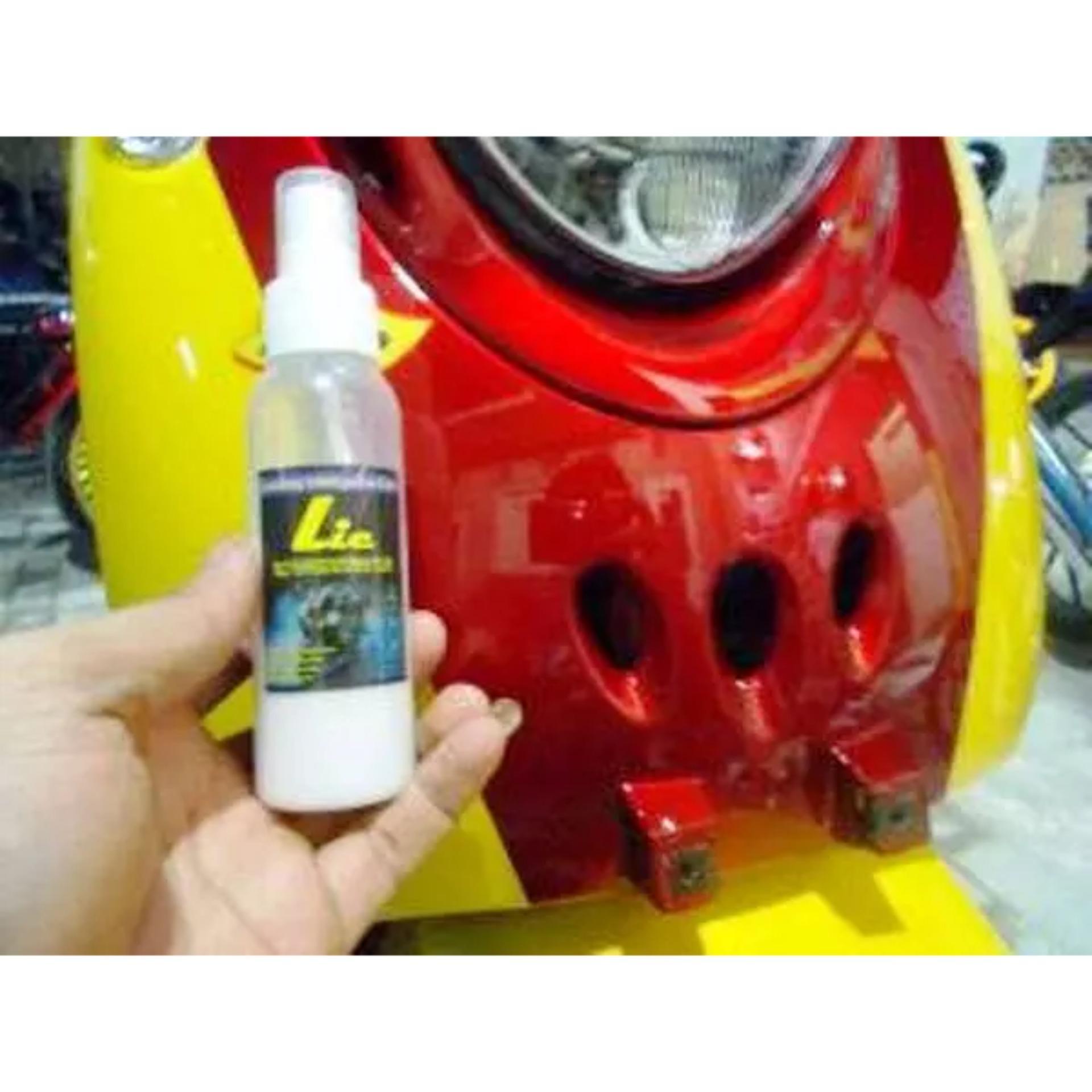 Sabusa Quick Wax Protection Obat Poles Mobil Motor Helm Sepeda 3m Moto Pn11414 Body Protects Paint Instant Glow Lic Triple Action Polish Visor 110ml