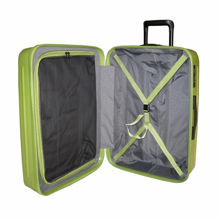 Lojel Nova Koper Hardcase Small/21 Inch – Green .
