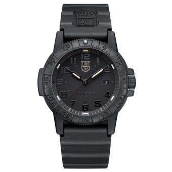 Luminox Jam Tangan Pria Luminox Leatherback Sea Turtle Giant 0321.BO Black Out