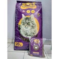 Makanan Kucing Bolt Tuna 1kg REPACK
