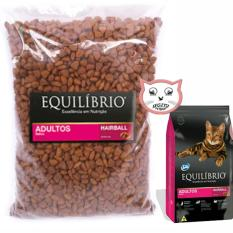 MAKANAN KUCING EQUILIBRIO ADULT CAT FOOD EQUIL - REPACK 1 KG