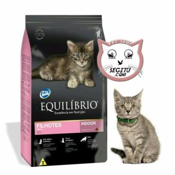 Makanan Kucing Equilibrio Cat Food Kitten - Frespack 1,5 kg