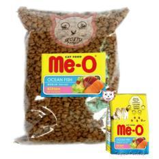 Makanan Kucing Kecil Meo Kitten Cat Food Me-O Repack 500 Gram