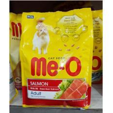 MAkanan Kucing - Me-O Salmon Adult 1.2 Kg