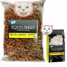 MAKANAN KUCING UNTUK BULU RONTOK EQUILIBRIO PERSIAN CAT FOOD EQUIL - REPACK 1 KG