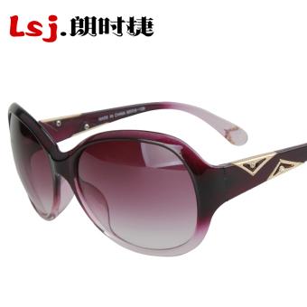 Masuknya orang Korea Fashion Style wanita UV matahari kaca mata wanita  kacamata hitam e2b36982e6