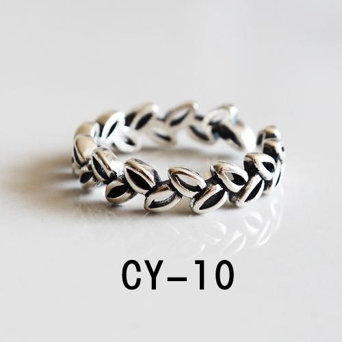 Cheap online Masuknya orang S925 Jepang dan Korea Selatan wanita cincin pembukaan cincin jari telunjuk cincin