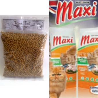 Maxi Premium Cat Food Repack 1Kg