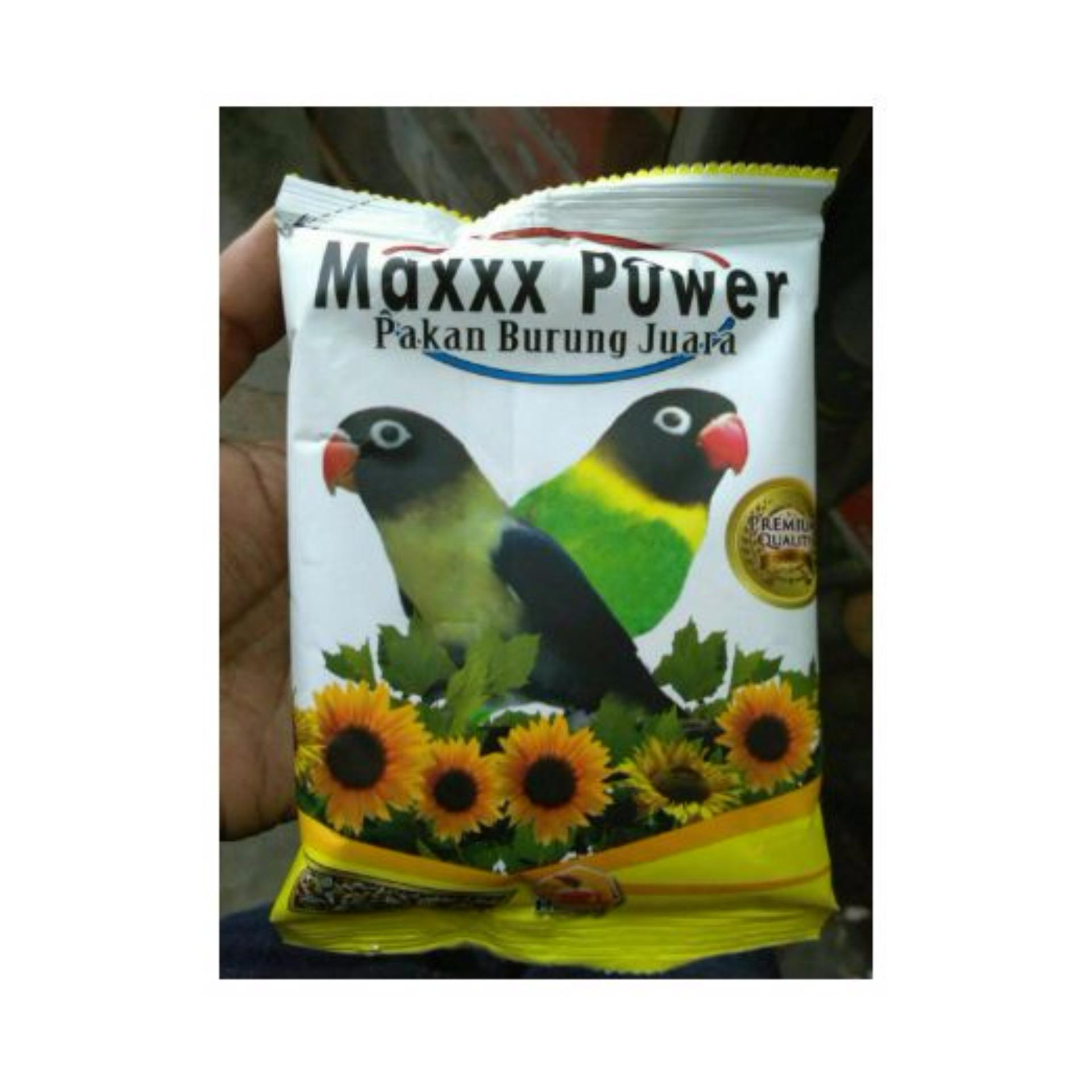 Home; Persediaan hewan; Burung. Maxxx Power Lovebird; Maxxx Power Lovebird ...