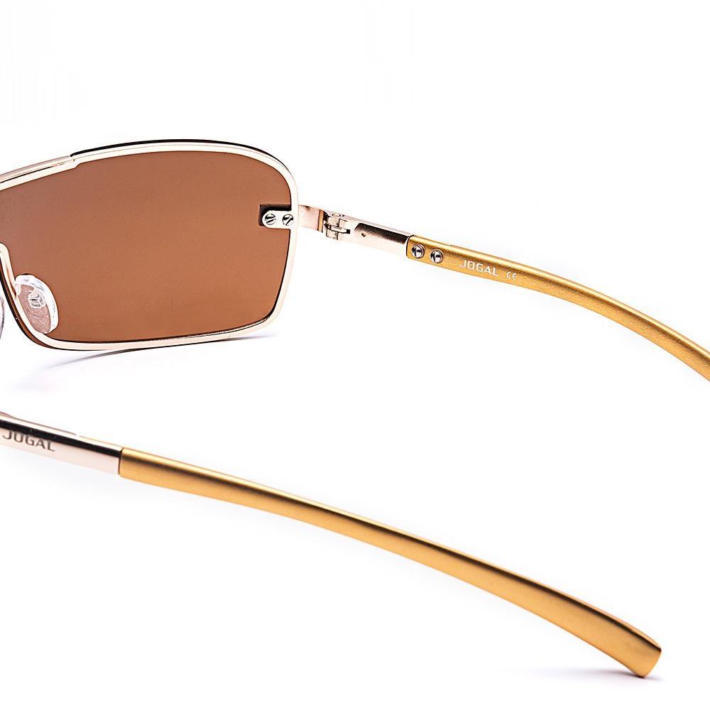 ... Mens Polarized Aviator Sunglasses Outdoor Driving Glasses Eyewear Lens Gold intl
